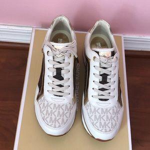 Michael Kors Maddy Trainers Women Sneaker